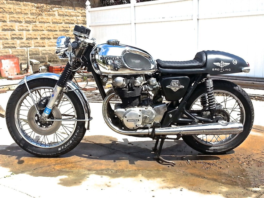 Cafe Racer Motorcycles For Sale New York