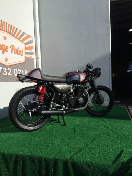 1974 Honda CB350F cafe racer for sale