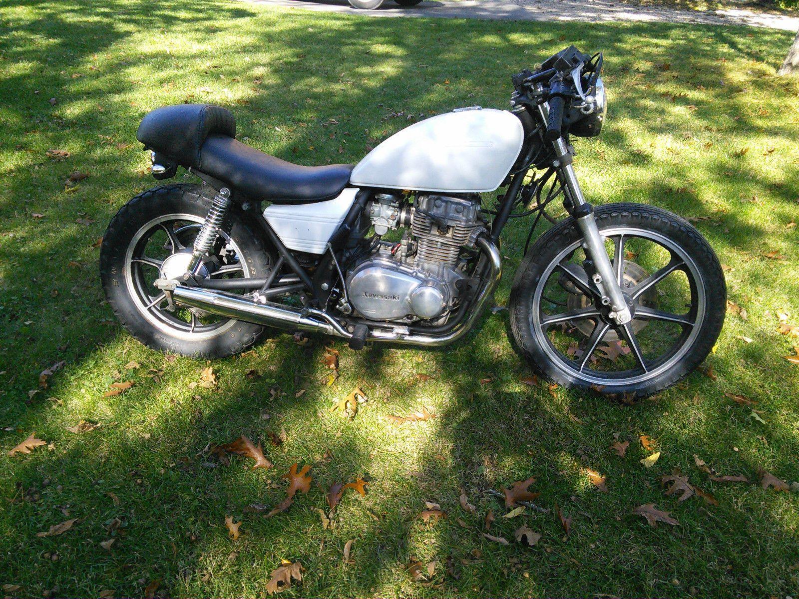 1979 Kawasaki Kz400 Cafe Racer For Sale