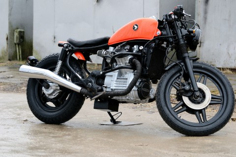 1981 Honda CX500 Custom Brat Style Project Cafe racer for sale