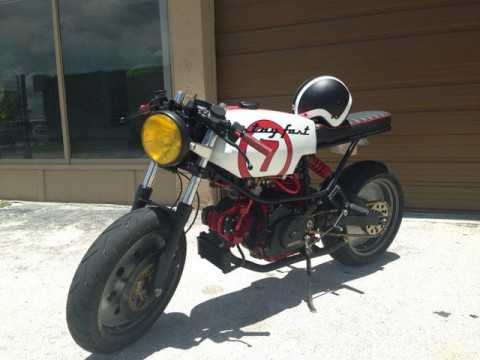 1985 Ducati Sport Touring 750 Cafe Racer for sale