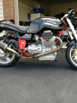 2001 Moto Guzzi V11 Sport Cafe Racer for sale