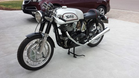 1966 Norton 750 Atlas for sale