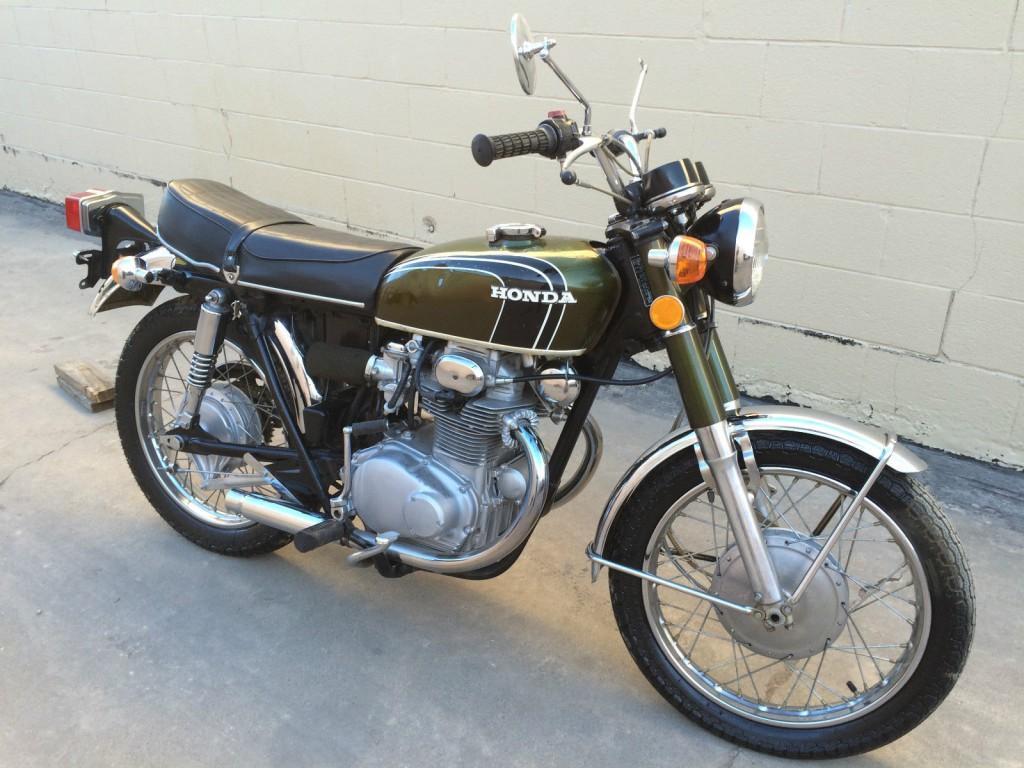 1972 Honda Cb350 Wiring Headlights On 1972 Honda Cb350f Motorcycle