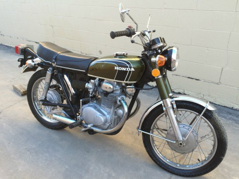 1972 Honda CB350 for sale