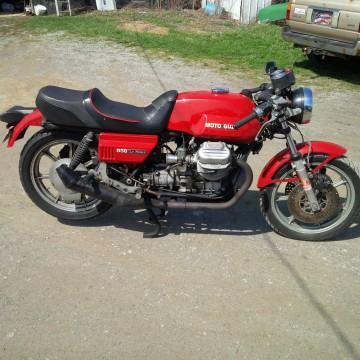 1974 Moto Guzzi 850T for sale