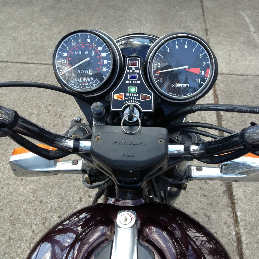 1978 Honda Cx500 Engine For Sale: 1979 Honda CB650 Very Clean Cafe Racer For Sale
