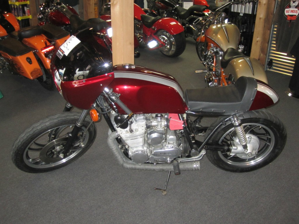 how to build a cafe racer pdf