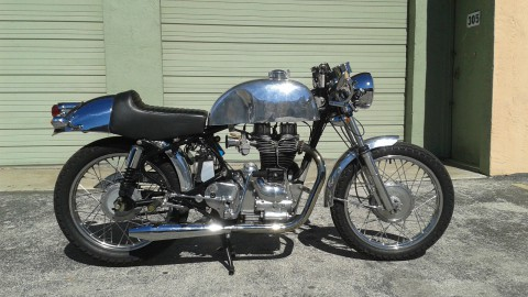 2000 Royal Enfield Cafe racer 500 for sale