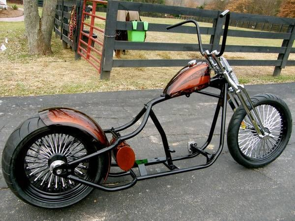 2015 Custom Built Motorcycles Bobber for sale