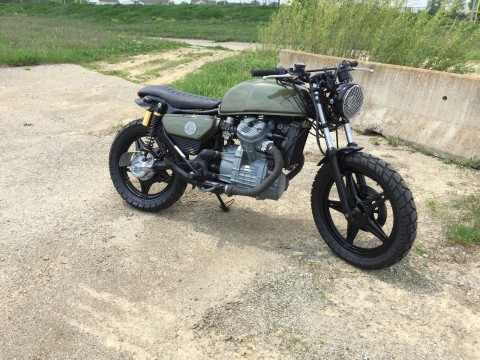 1978 Honda CX500 Cafe Racer Flat Tracker for sale