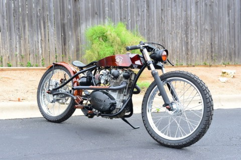 1982 Yamaha 650 Cafe racer for sale