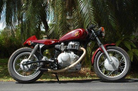 1983 Honda CM450 Cafe Racer Motorcycle for sale