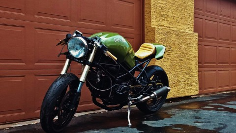 1997 Ducati monster 750 cafe racer for sale