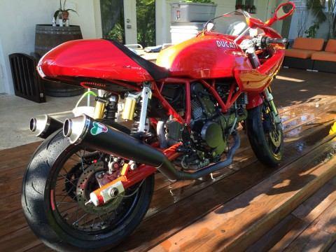 2007 Ducati Sport 1000S for sale