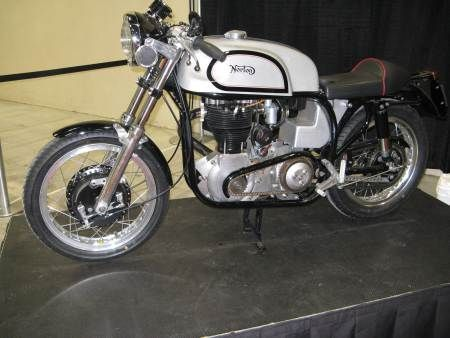 1950 Norton Atlas 750 Manx replica Cafe Racer