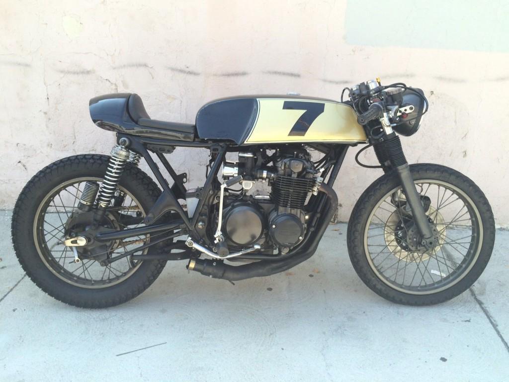 1972 Honda CB500F Cafe Racer for sale