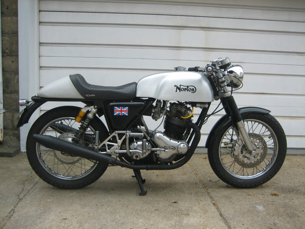 1972 Norton Commando Cafe racer
