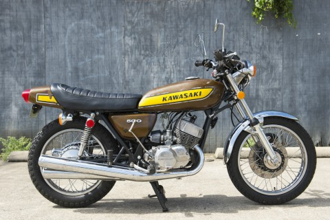 1975 Kawasaki for sale