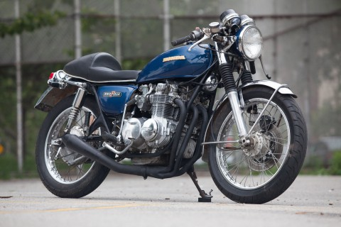 1976 Honda CB550 Cafe Racer for sale