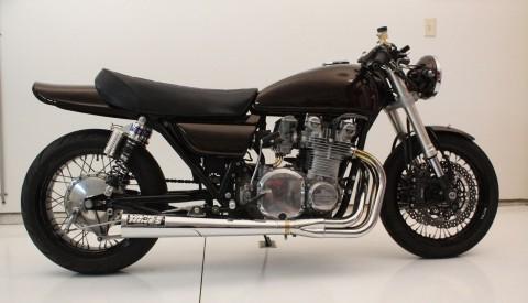 1976 Kawasaki KZ900 Z1 Hot Rod cafe racer for sale