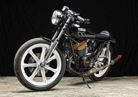 1977 Yamaha RD400 Cafe Racer for sale