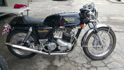 1971 Norton Commando 750 Cafe Racer for sale