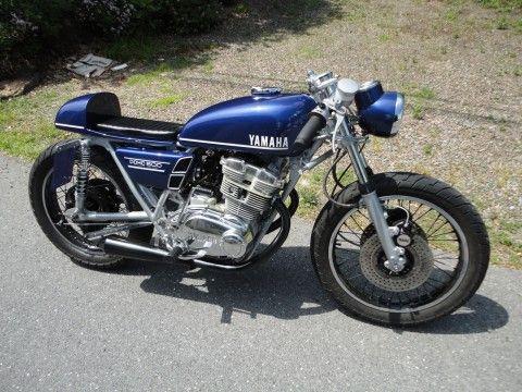 1974 Yamaha TX500 café style for sale