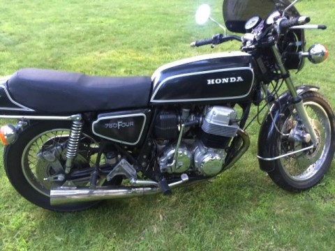 1975 Honda CB750 Four Cafe Racer for sale