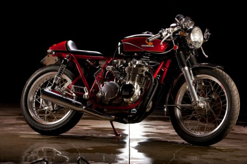 1977 Honda CB550 Beautiful Cafe Racer for sale