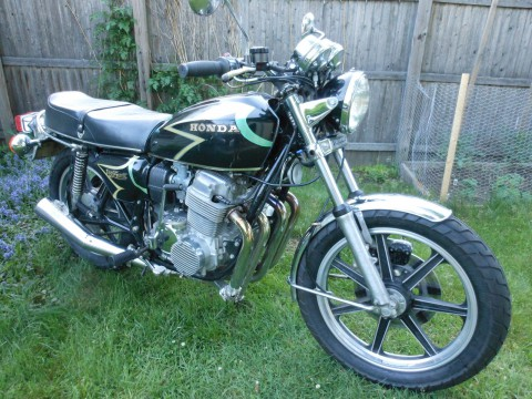 1977 Honda CB750K 70's Custom Cafe Racer for sale
