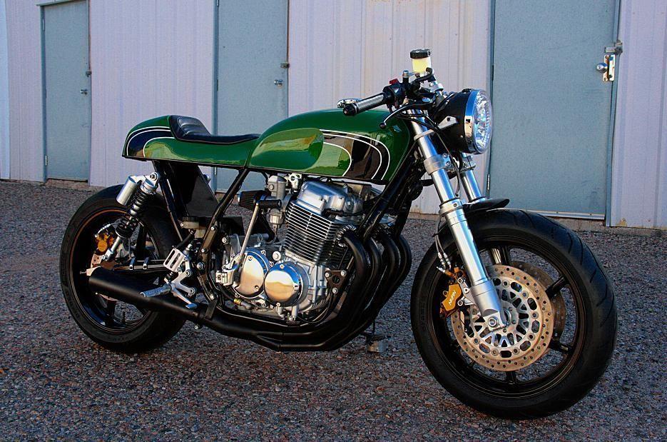 Cafe Racer Motorcycle For Sale Ebay