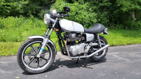 1979 Yamaha XS650 Cafe Racer for sale