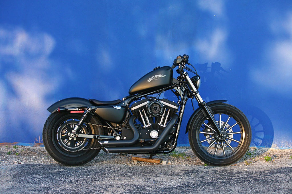 Harley Davidson Cafe Racer Parts