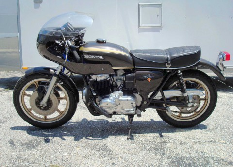 1973 Honda CB750K2-Cafe Racer for sale