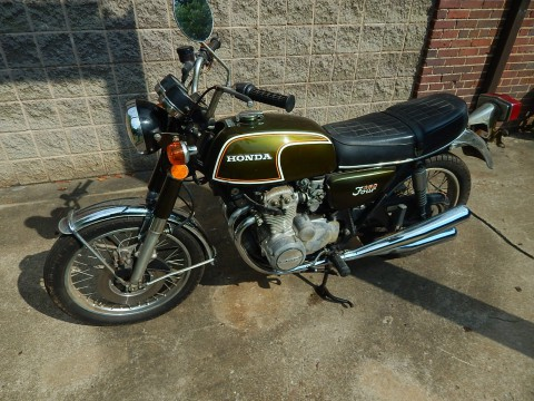 1973 Honda CB350F for sale