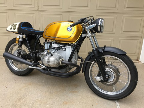1976 BMW Cafe Racer Custom R90/6 R-Series for sale