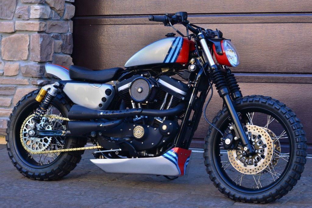 2006 Harley Davidson Sportster Xl883r For Sale