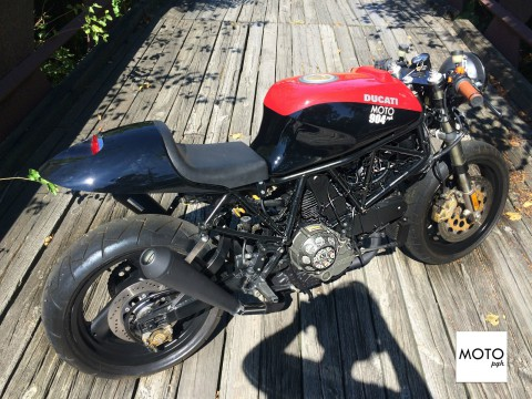 1997 Custom Ducati 904 Cafe Racer for sale