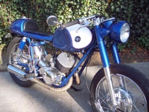 1966 Yamaha Cafe Racer YDS3 250cc for sale