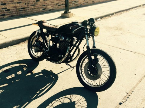 1973 Yamaha XS650 Cafe Racer for sale