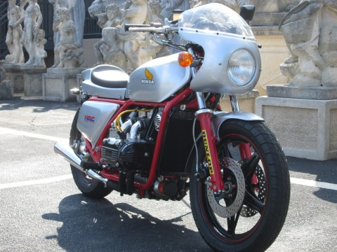 1975 Honda Gl1000 Naked Goldwing Cafe Racer for sale