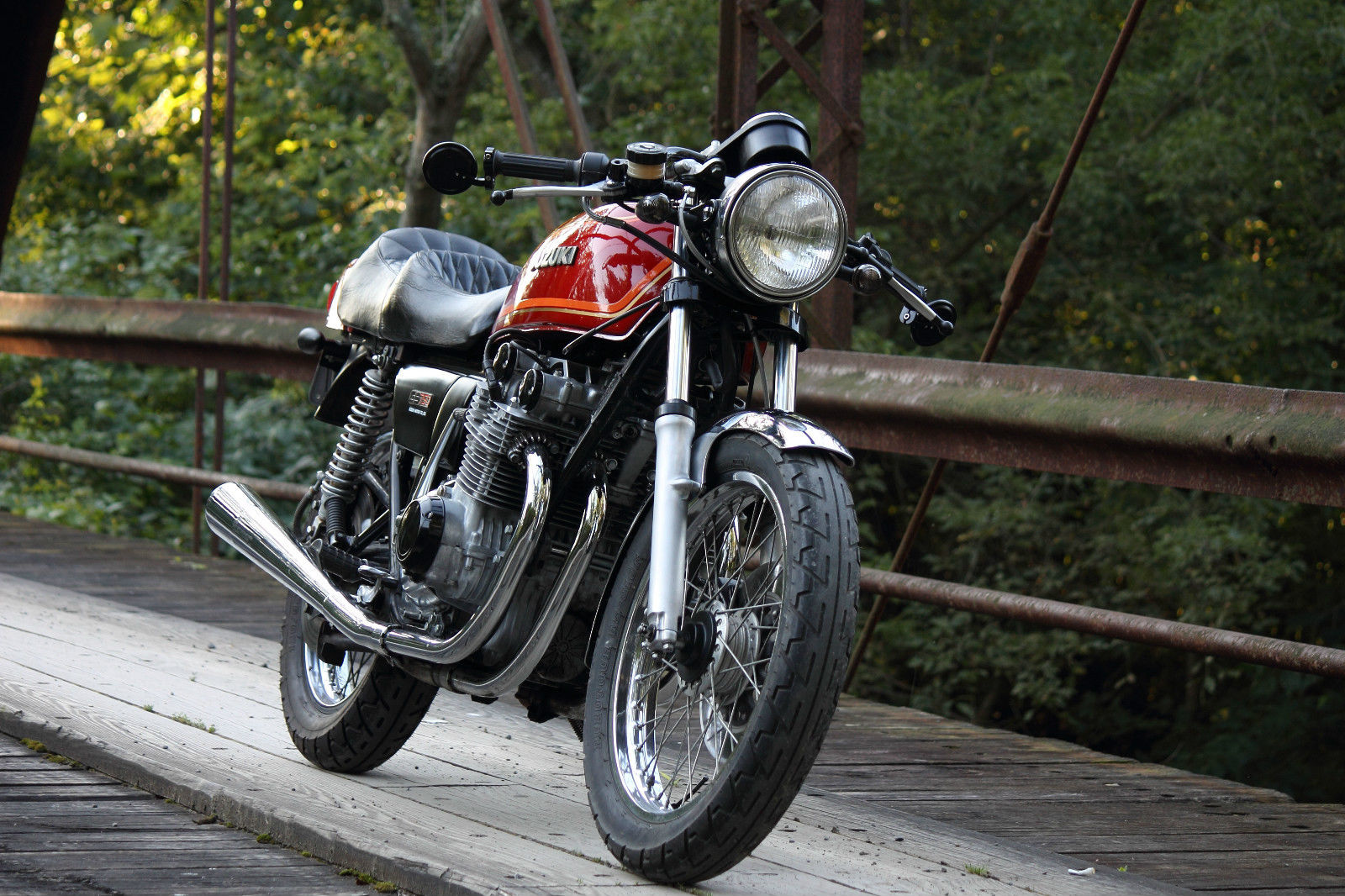 Suzuki Gs Cafe Racers For Sale on 1980 Suzuki Gs550 Cafe Racer