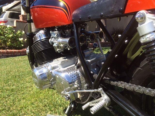 1978 Honda CB750 Custom Cafe Racer