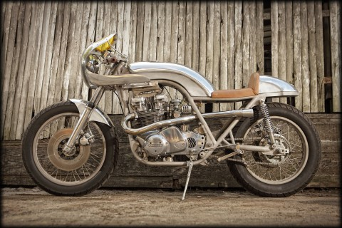 1979 Kawasaki KZ 750 Twin, Cafe Racer, Custom for sale