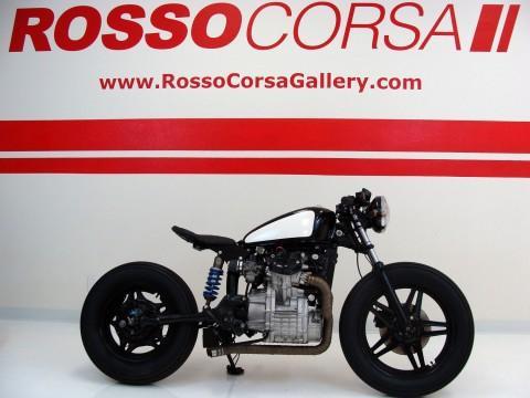 "1980 Custom Build Honda Cx500 ( CX 500 ) CAFE Racer ""double Espresso"" for sale"