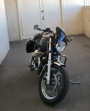 2011 Moto Guzzi 1100 California Black Eagle Custom cafe Racer for sale