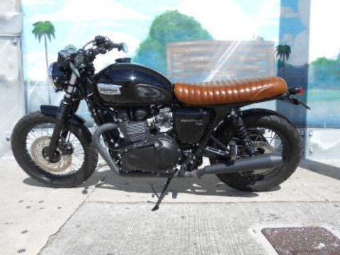 2014 Triumph Bonneville for sale