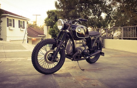 1975 BMW R75/6 Cafe' Racer Custom for sale