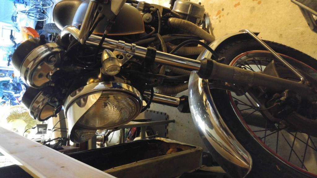 1978 Honda CB550 Cafe Racer